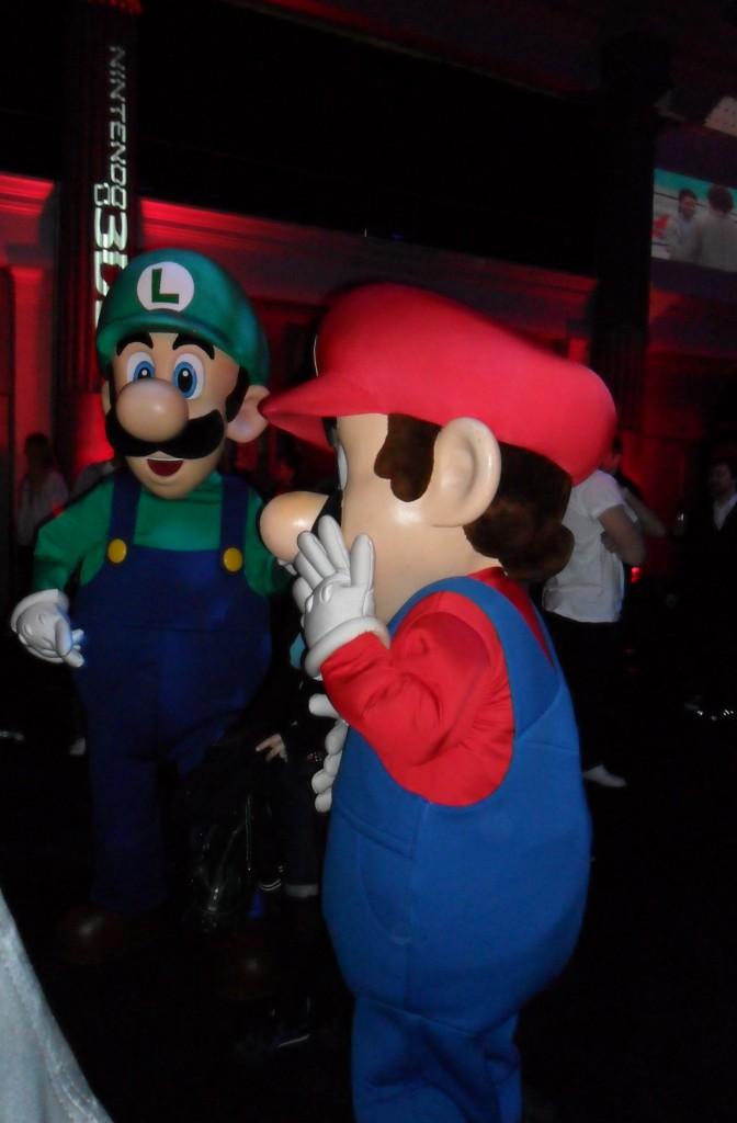 Two proper Nintendo VIPs